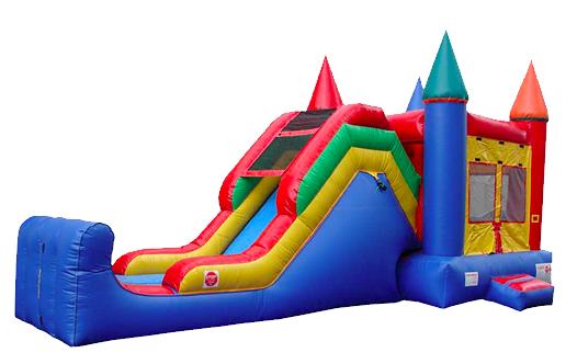 Castle Combo Lawton Inflatables