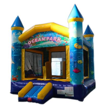 Ocean Park Bounce House