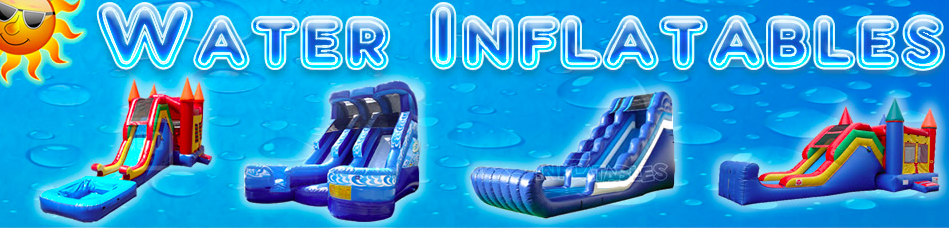 Lawton Water Inflatables