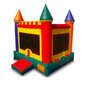 Castle Bounce House Lawton Inflatables